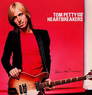 tom petty damn the torpedoes 1979 album poster time left