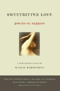 Sweetbitter Love Poems of Sappho by Sappho 2006, Hardcover