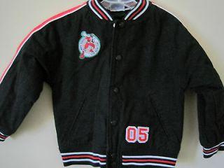 NEW  Power Rangers SPD Varsity Jacket Coat Boys Medium 7/8