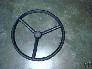 ford tractor 4000 steering wheel time left $ 22 00