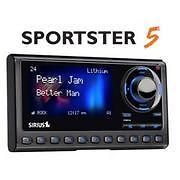 sirius sportster sp 5 satellite receiver with car kit from