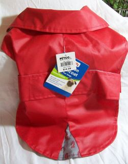 Fashion Rain Coat For Dogs **Brand New with Tags** Reversible