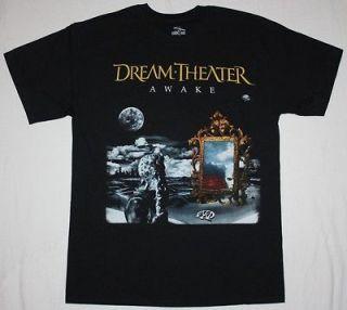 DREAM THEATER AWAKE94 PROGRESSIVE METAL S XXL NEW BLACK T SHIRT