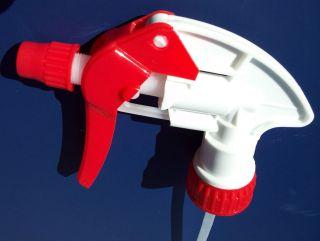Resistant Trigger Sprayer Tire Wheel Cleaner Spray Bottle Nozzle Head
