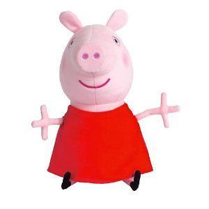 giant peppa pig 21 plush cuddly toy new from united