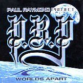 Worlds Apart by Paul Raymond CD, May 2001, 2 Discs, Zoom Club Records
