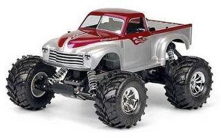 traxxas electric nitro stampede 50 s chevy truck body time