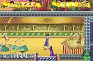 Polar Express Nintendo Game Boy Advance, 2004