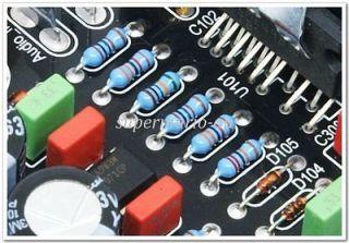 +K1530/J201 classAB Mono Power Amplifier Board 300W Full Assembled