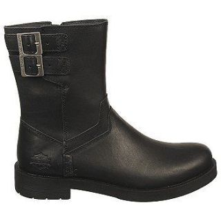 HARLEY DAVIDSON ERIC MENS LEATHER ANKLE BOOT SHOES ALL SIZES