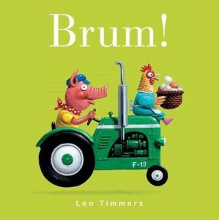 new brum car board books by timmers leo time left