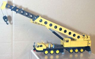 conrad nzg 152 grove tm 1400 telescopic crane nice mf