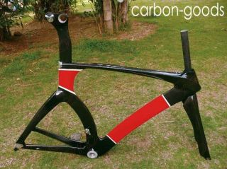 Newly listed Ridley Dean Time Trial Road Triathlon Carbon Frameset