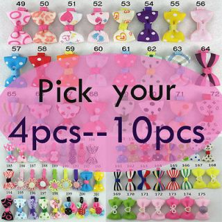 Pick You Lot  baby Girl many styles of Cute Hair Clips available Bow