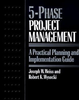 Guide by Robert K. Wysocki and Joseph Weiss 2000, Paperback