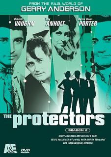 The Protectors   Complete Season 2 DVD, 2005, 4 Disc Set