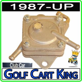 Fuel Pump (1987+) DS and Precedent 4 cycle Golf Cart for FE290/FE350