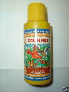 100 ml ocean free stabilizer tra nquilizer time left $
