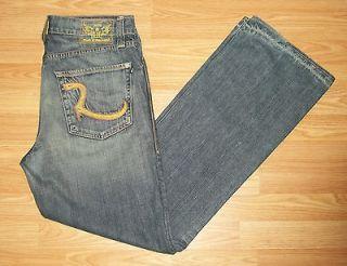 mens 34x34 rock republic pete buttonfly jeans 34 x 34