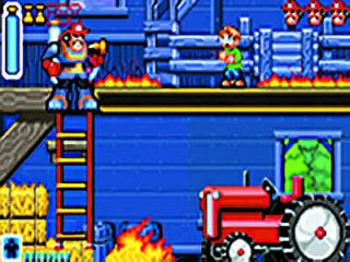 Fisher Price Rescue Heroes Billy Blazes Nintendo Game Boy Advance