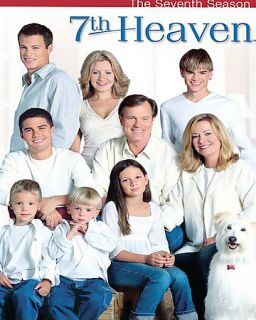 7th Heaven   The Complete Seventh Season DVD, 2008, 5 Disc Set
