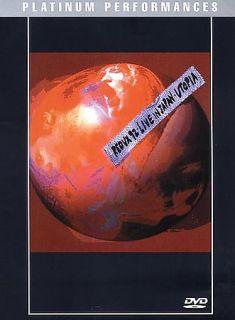 Utopia   Redux 92 Live in Japan DVD, 2000, Platinum Performances