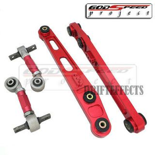 96 00 CIVIC EK EM1 JDM REAR LOWER CONTROL ARM LCA GEN2 REAR CAMBER KIT