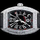 Franck Muller Conquistador SC Mens Wrist Watch No 344