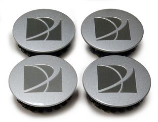 Saturn hubcaps center caps hub caps   OEM  Set of 4 (Fits: Saturn)