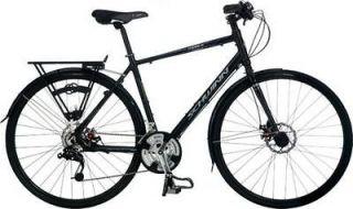 schwinn world sport 700c bike ex sm frame disc brake