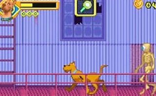 Scooby Doo 2 Monsters Unleashed Nintendo Game Boy Advance, 2004