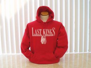 LAST KINGS HOODIE TYGA SEAN TIA LIL WAYNE YMCMB HIP HOP RAP