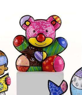 romero britto mini s bear second edition new item time