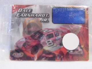 Nascar Racing Dale Earnhardt Jr #8 Motion TRADING CARD Post Cereal