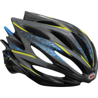 2013 Bell Sweep Road CX Bike cycling Crash Helmet blue sparker