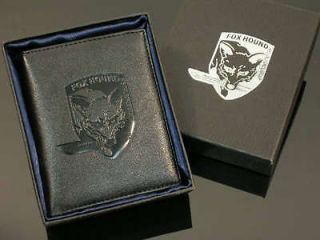 f140 metal gear solid fox hound pop style wallet from