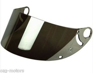 Mirror Shark visor silver Shield Helmet RSR 2 RSR2 RS2 RSX VZ32 chrome