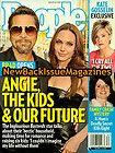 People 8/09,Angelina Jolie,Brad Pitt,Gosselin,NEW