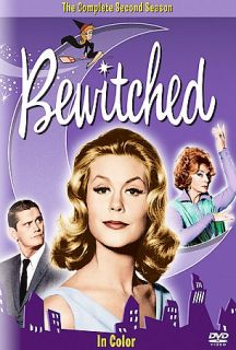 Bewitched   The Complete Second Season DVD, 2005, 5 Disc Set
