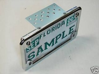 motorcycle tag license plate bracket for sport bikes time left
