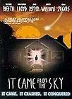 It Came From the Sky [DVD] (2000) Yasmine Bleeth; Christopher Lloyd