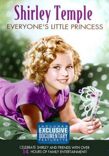 Shirley Temple Everyones Little Princess DVD, 2011, 4 Disc Set