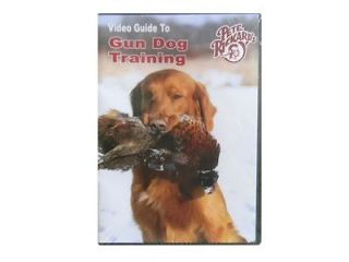PETE RICKARD   NEW GUN DOG TRAINING, OBEDIENCE, HUNTING DVD   MADE IN