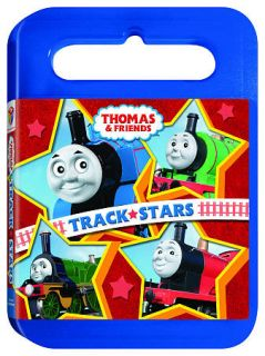 Thomas Friends   Track Stars DVD, 2009, Kid Case