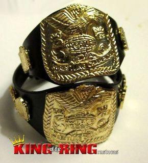 wwe jakks classic tag team championship title belts wrestling figure