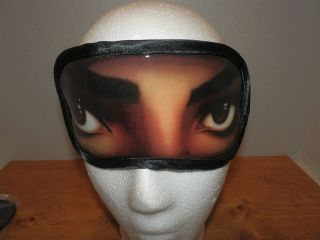 michael jackson thriller sleep mask mj new in package time