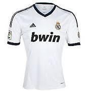 2012 13 REAL MADRID HOME or AWAY SHIRT SHORT SLEEVES(110 Anniversary)