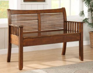 solid wood storage seat bench black finish oak finish more