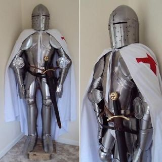 Grand Hospitaller Suit Of Armour Hand Crafted In The UK & Fully