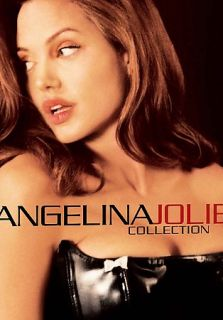 The Angelina Jolie Collection DVD, 2006, 3 Disc Set